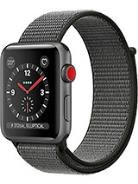 Apple Watch Series 3 Aluminium Case 38mm GPS + Cellular