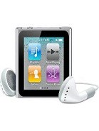 Apple iPod 6th Gen 8GB Nano